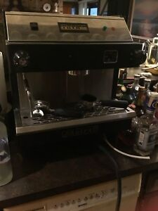 Astra Automatics Commercial Expresso Machine