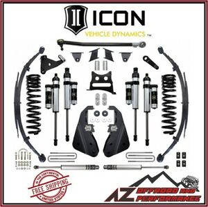 Icon 2017 Up Ford F250 F350 Super Duty 4wd 7 Suspension System Stage 3 Kit