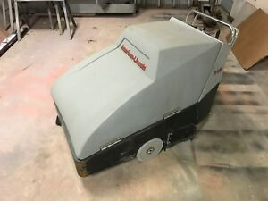 American Lincoln Gas Powered Floor Sweeper