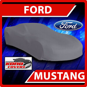 Ford Mustang 1987 1993 Car Cover 100 Waterproof Breathable Uv Protection