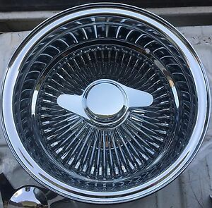 Lowrider Dog Ear Dome Wire Wheel Knockoffs Dayton Zenith Tru Spoke Tru Ray