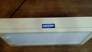 Star X ray Dental Desk Top Wall Mount Xray View Box De100