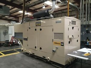 Cat 3406 Ng Syncronous 200kw Engine generator Set gen set