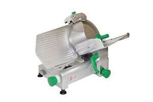 Presto Ps 12 Compact Meat Slicer W 12 Blade 33 hp Motor 120 Volt Aluminum