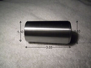 lot 5 Morse Taper 3 Spindle Sleeve For South Bend Heavy 10 10l
