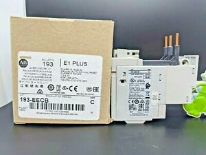 Allen Bradley 193 eecb Solid State Overload Relay Trip 1 0 5 0a 3 Phase