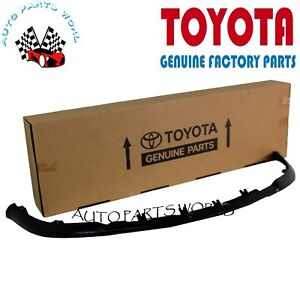 New Genuine Oem Toyota 2000 2002 Celica Lower Front Bumper Cover 52129 20902