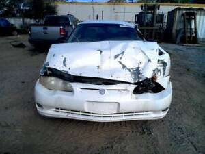 Passenger Front Seat Bucket Leather Manual Fits 00 05 Monte Carlo 896982