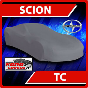 Scion Tc 2011 2012 2013 2014 2015 2016 Car Cover Protects From All Weather