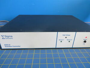 Inficon Sigma Eies iv 900 051 Guardian Thin Film Deposition Controller