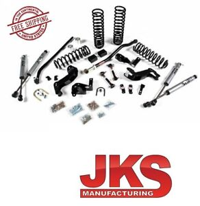 Jks Jspec 3 5 J Kontrol Suspension System 07 18 Jeep Wrangler Jk 2 Door