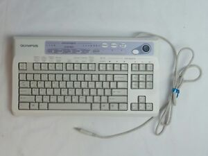 Olympus Maj 1428 Keyboard For Cv 180 Video Processor free Shipping