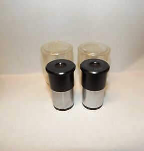 Pair Of Carl Zeiss Kpl 8x Standard 23mm Microscope Eyepieces