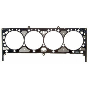 Fel pro 1143 Sbc Chevy Mls Head Gasket Each 4 165 Bore 041 Thick 350 400
