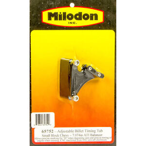 Milodon 65752 Sbc Timing Pointer 7 074 Ati Balancer
