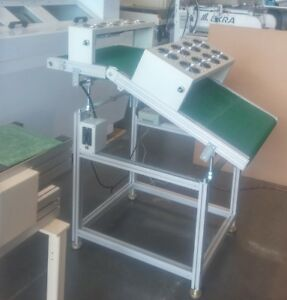 Wave Exit Conveyor Pcb Unloader Conveyor Wave Solder Machine Belt Unloader New