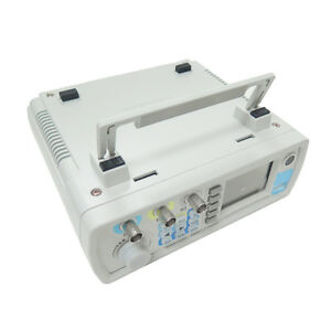 Dds Dual channel Signal Generator Source Frequency Meter Counter 60mhz