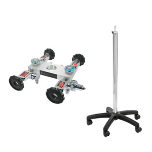 Belmed Dental 5410 Tall Stand With 4 Cylinder Yoke Block