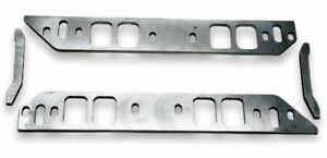 Moroso 65090 Intake Manifold Spacer Kit Bbc Gm Chevy Tall Deck Truck Blocks