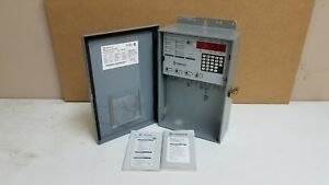 Intermatic Digital 7 Day Programmable Lighting Et70415cr Electronic Time Switch
