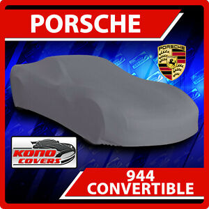 porsche 944 Convertible Car Cover Ultimate Custom fit All Weather Protection