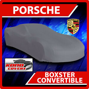 porsche Boxster Convertible Car Cover Ultimate Custom fit Weather Protection