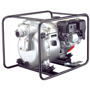 Powermate 2 inch 185 gallon 163 cc 4 8 hp Powered Engine Water Trash Pump