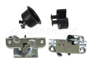 Tailgate Latch Release Pivot Hinge Roller Inset For Ford Super Duty 1999 2007