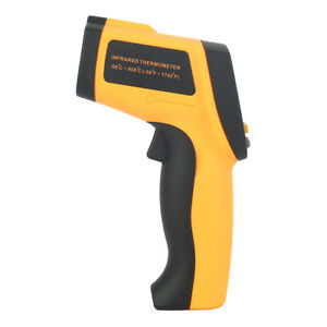 Gm900 Non contact Digital Lcd Ir Infrared Thermometers Temp Gun 50 To 950 Cmx