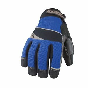Youngstown Glove 08 3085 80 s Waterproof Winter Glove Lined With Kevlar Small