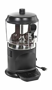 Benchmark 21011 Hot Beverage topping Dispenser 120v 1100w 9 2a 5 Qt Capac