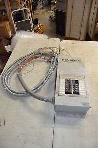 Generac Generator Automatic Transfer Switch 100a used Or For Parts