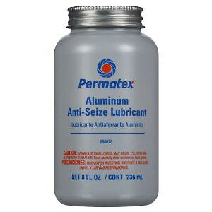3 day Sale Permatex 80078 Anti seize Lubricant With Brush Top Bottle 8 Oz