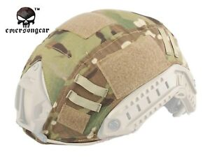 EMERSON Tactical FAST Helmet COVER Combat Gear Airsoft Multicam Camo EM8825 MC