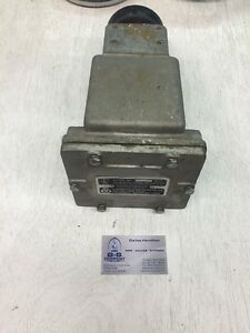 Conveyor Components Motion Switch Model Ms