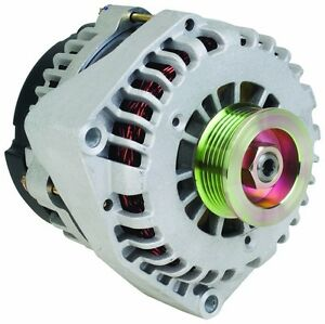 300 Amp High Output New Hd 2 Pin Alternator Chevy Silverado Avalanche Tahoe