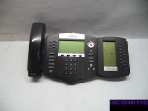 No Cords Polycom Soundpoint Ip 650 Sip Digital Telephone Stand With Ip Bem