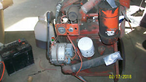Allis Chalmers G Complete Engine