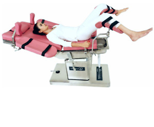 Advanced Gynaecology Operation Electric Table Widely Used Ot Table
