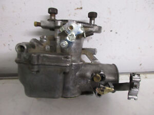 Ford 2000 3000 Tractor Original Holley Rebuilt Carburetor