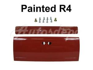 Painted R4 Flame Red Tailgate Liner Access Screws For Dodge Ram Pickup 2002 2008