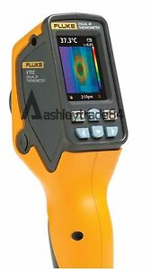 New Fluke Vt02 Visual Ir Infrared Thermometer Temperature Meter Tester