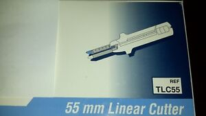 Ethicon Tlc55 Reloadable Linear Cutter 9 Units Available