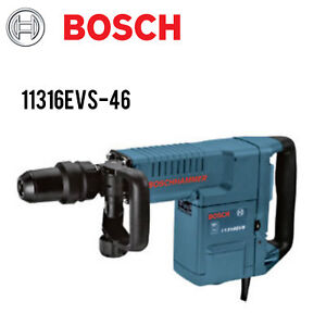 Bosch 11316evs 46 14 Amp Sds max Demolition Hammer W full Warranty