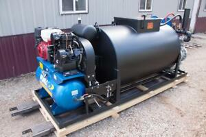 Asphalt Sealcoating 1 1 2 Pump Hydraulic Sealcoat Tank Big A Custom sold