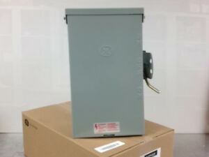 Upto 98 New At Mostelectric Tc10323r Ge 100 Amp Transfer Double Throw Switch