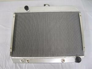 1966 1973 Big Block Dodge Charger 26 Aluminum Radiator 3 Core Racing Mopar