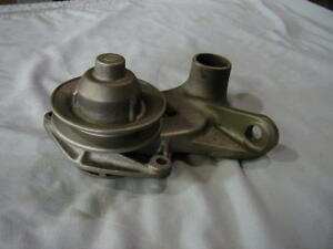 1937 To 1948 Flathead Ford Nors Passenger Side Water Pump Hot Rat Rod K
