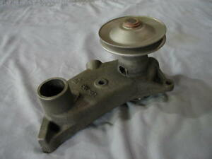 1950 Ford Nors Flathead Ford Drivers Side Water Pump Hot Rat Rod H