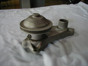 1950 Original Ford Nos Oem Flathead Ford Drivers Side Water Pump Hot Rat Rod G